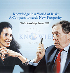 THE 3TH WORLD KNOWLEDGE FORUM
