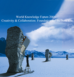 THE 6TH WORLD KNOWLEDGE FORUM