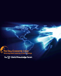 THE 12TH WORLD KNOWLEDGE FORUM