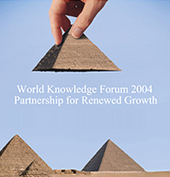 THE 5TH WORLD KNOWLEDGE FORUM