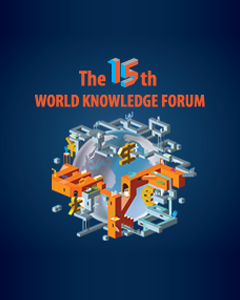 THE 15TH WORLD KNOWLEDGE FORUM